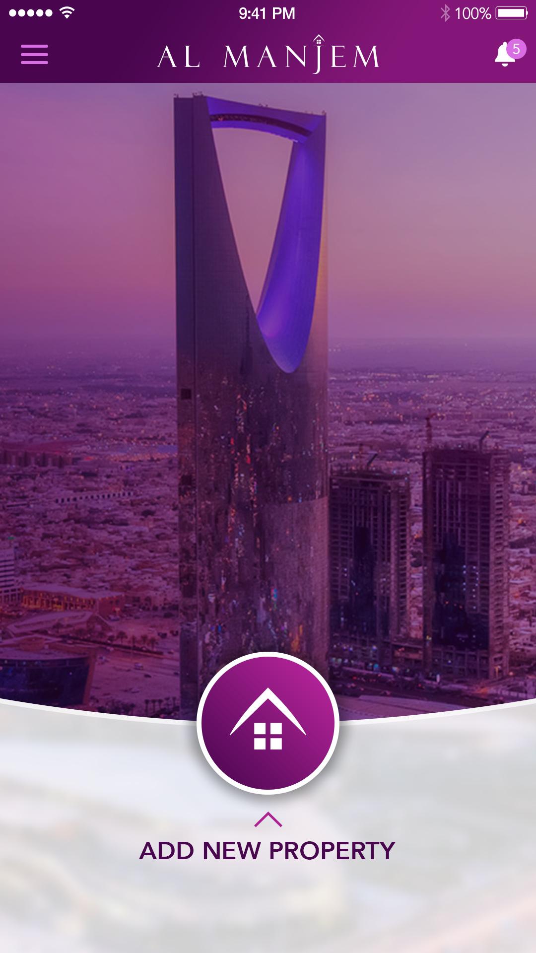Home-Al-Manjem-Vendor-App
