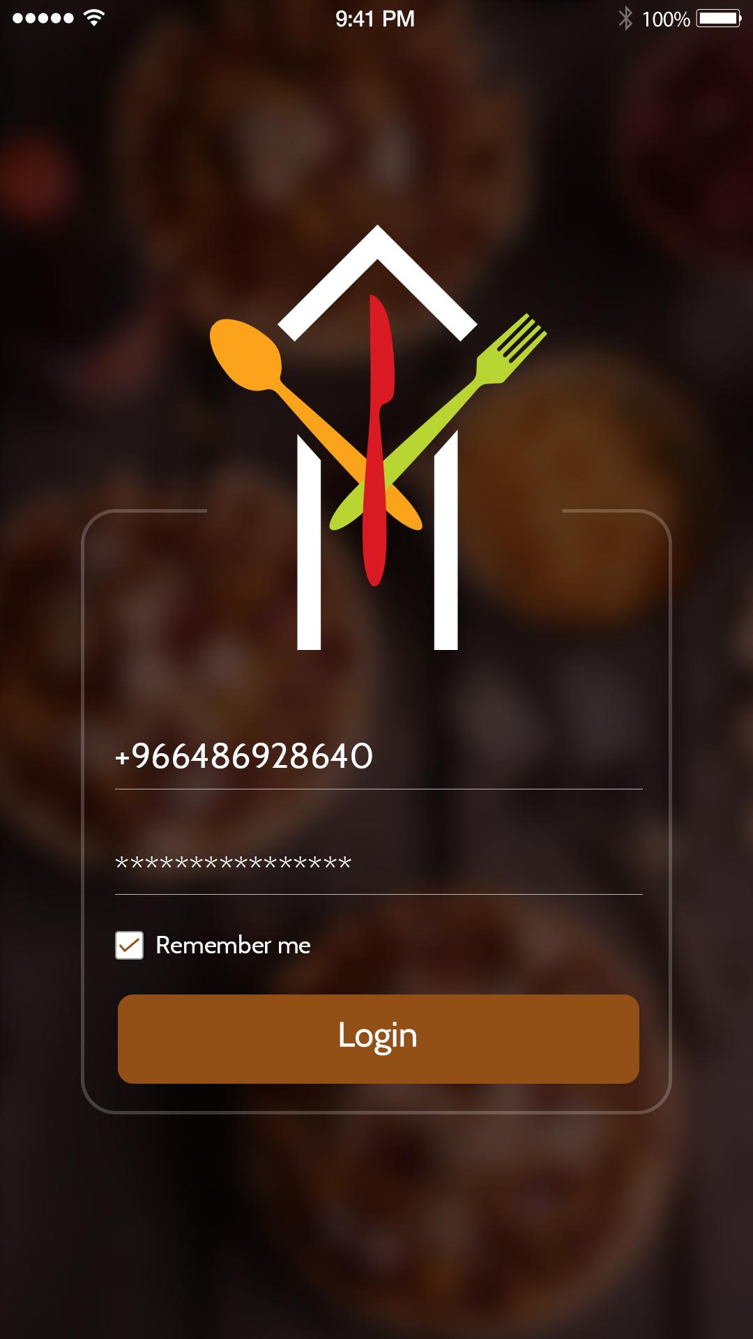MAMMAMIA-App-Login